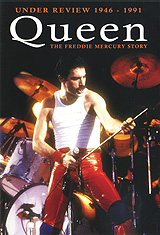 Queen: Under Review 1946-1991: The Freddie Mercury Story